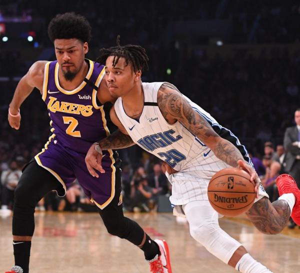 NBA -Résumé de la nuit : Fin de série pour les Lakers, triple-double pour Doncic, Sekou Doumbouya impressionne