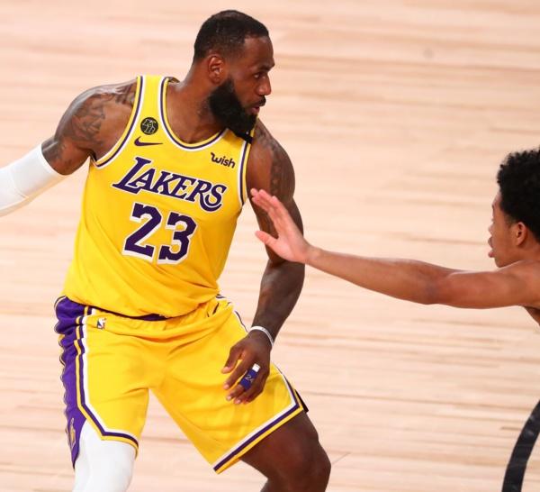 PLAYOFFS 2020 : Resultats - Les Lakers mettent Portland à l'index