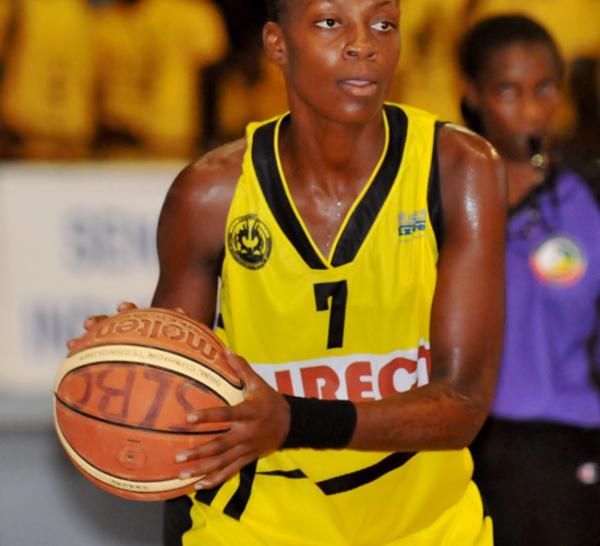 Fatoumata Diango, une étoile des parquets !